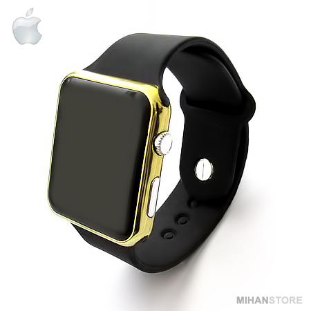 ساعت LED طرح اپل واچ (1)